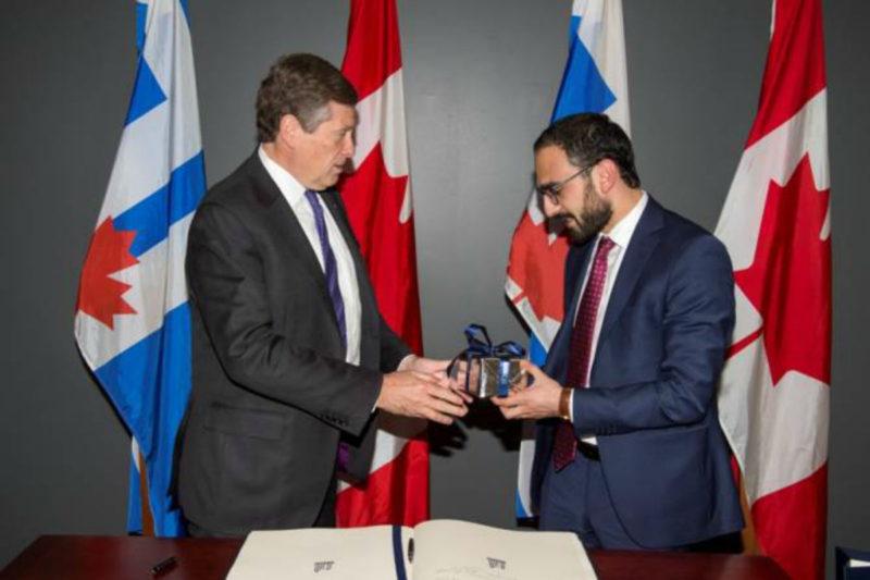 كنديون يعربون عن استعدادهم للاستثمار بعشرات الملايين في أرمينيا