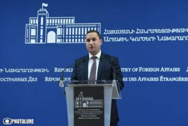الخارجية الأرمنية: أرمن سوريا يمكنهم دخول جورجيا دون مشاكل