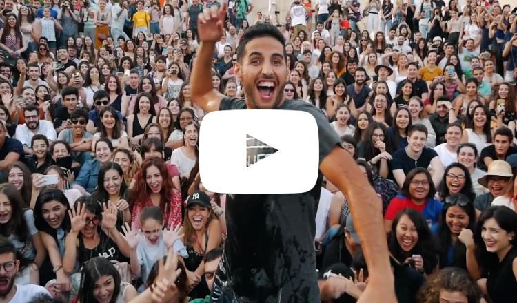 أولى فيديوهات Nas Daily من أرمينيا: بلد المياه المجانية