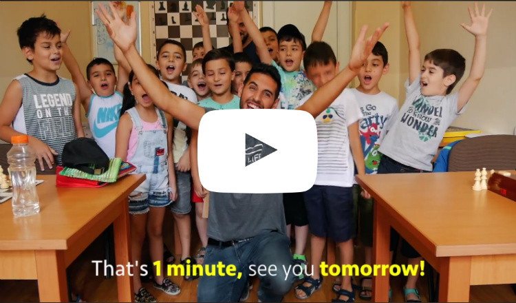 الفيديو الثاني لـ Nas Daily من أرمينيا: بلد الشطرنج