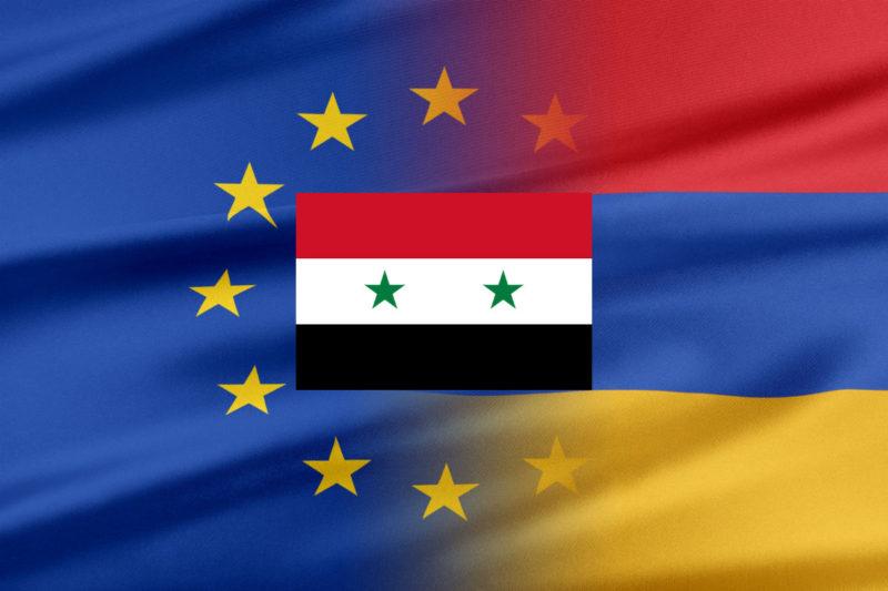 الاتحاد الأورويي يمنح حزمة مساعدات جديدة للسوريين في أرمينيا بقيمة 3 ملايين يورو