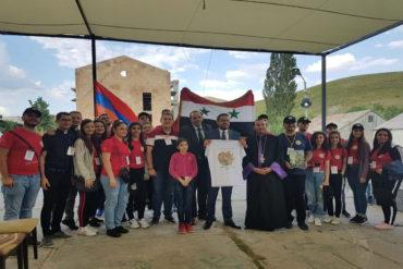 لا تخافي يا مريم.. لقاء للشبيبة الأرمنية الكاثوليكية في أرمينيا