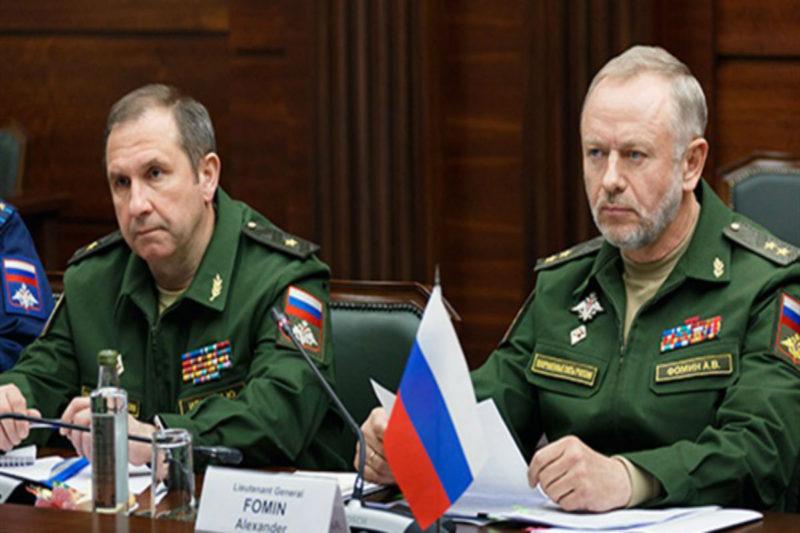 روسيا تتوقع من أرمينيا زيادة التعاون في العمليات الإنسانية بسوريا