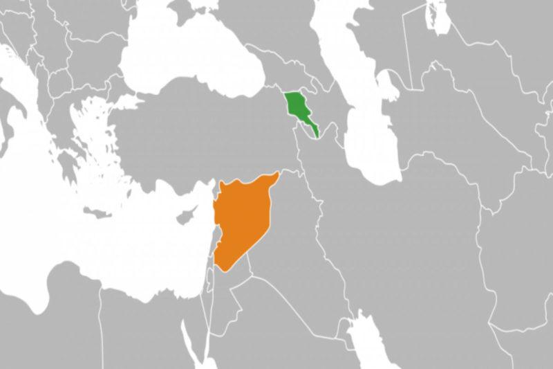 """ألمانيا: رغم إثباتهم أنهم """"حلبيون"""".. ترحيل عائلة سورية أرمنية لاجئة إلى أرمينيا!"""