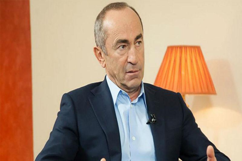 إطلاق سراح الرئيس الأرمني الأسبق روبيرت كوتشاريان