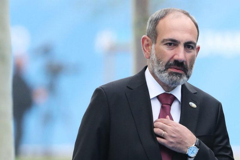 رئيس وزراء أرمينيا نيكول باشينيان يزور إيران قريبا