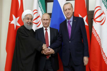 بوتين وأردوغان وخامنئي.. مشروع تحالف يصطدم بحقائق التاريخ والجغرافيا
