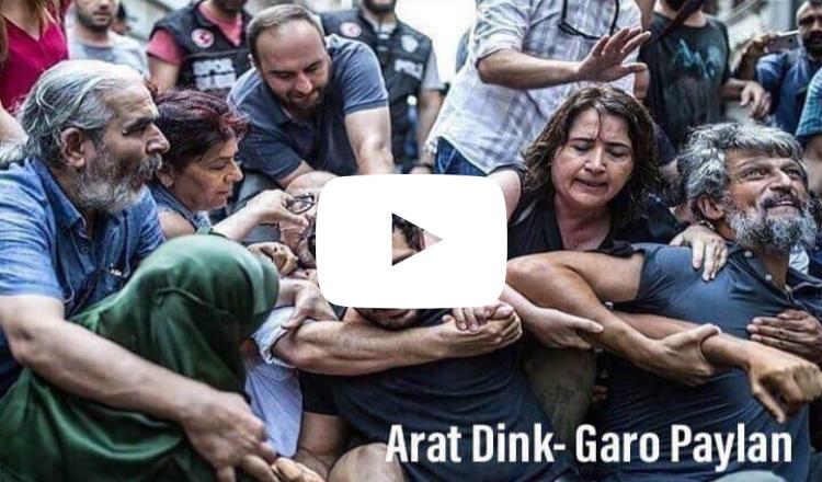 تركيا: الشرطة تهاجم كارو بايلان عند محاولته الدفاع عن المتظاهرين