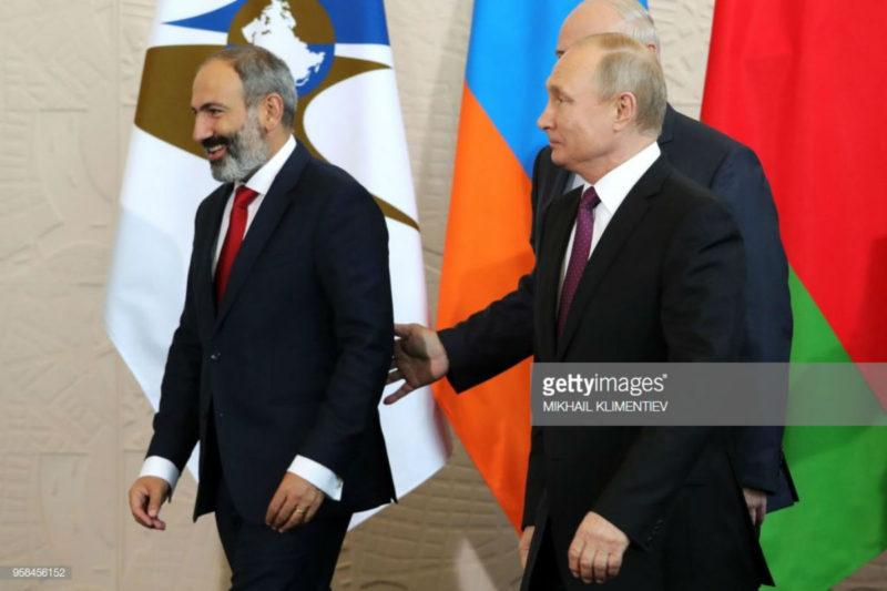 أرمينيا تعتزم استخدام الفيتو ضد أذربيجان في منظمة الأمن الجماعي