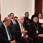 وفد اقتصادي لبناني يصل أرمينيا ويلتقي الرئيس آرمين ساركيسيان