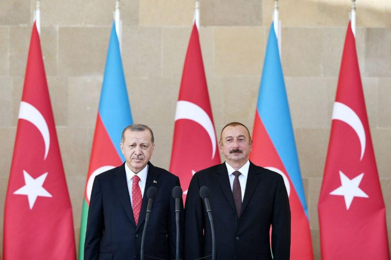 أردوغان من باكو: أرمينيا دولة احتلال لا تنتظروا فتح الحدود معها!