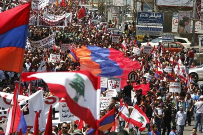 أرمن لبنان.. ينقرضون!
