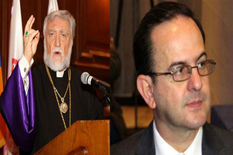 طاشناك لبنان يصر على تمثيل الأرمن بوزيرين في الحكومة.. وآرام الأول يتدخل