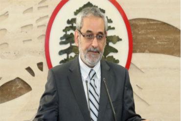 بقرادونيان: حصة الأرمن هي وزيران بلا زيادة ولا نقصان
