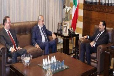 بقرادونيان زار الحريري: خلال 48 ساعة يمكننا أن نبشّر بتشكيل الحكومة