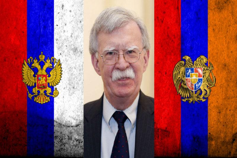 موسكو تتهم واشنطن بإثارة شقاق بين أرمينيا وروسيا