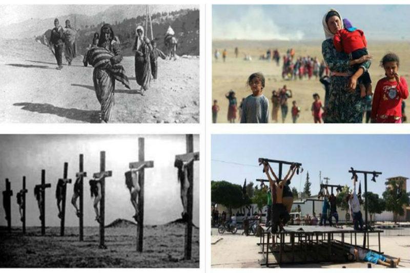 الإيزيديون والأرمن.. القضية واحدة | بقلم: عصام كامل