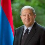آرمين ساركيسيان، رئيس جمهورية أرمينيا