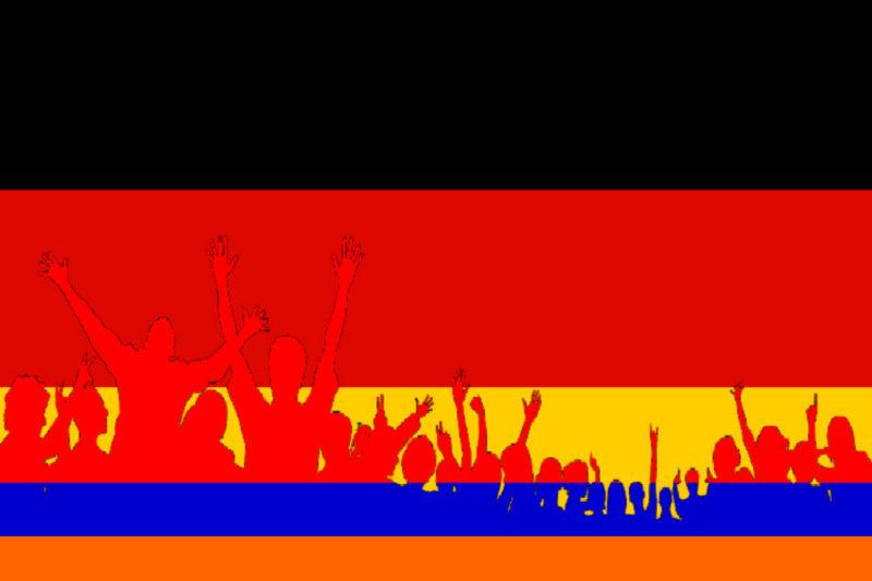 الأرمن في ألمانيا