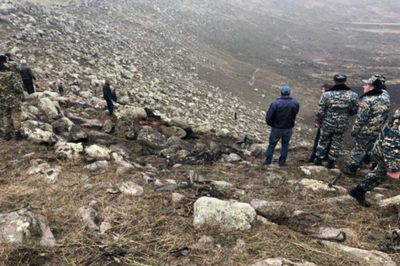 تحطم طائرة تابعة للقوات الجوية الأرمنية أثناء التدريبات ومقتل طياريها