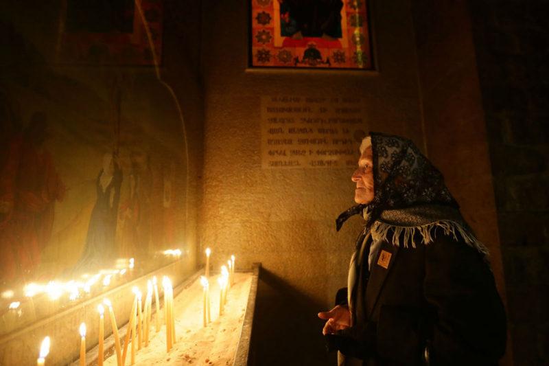 دراسة أوروبية: الأرمن أكثر شعب مؤمن بوجود الله
