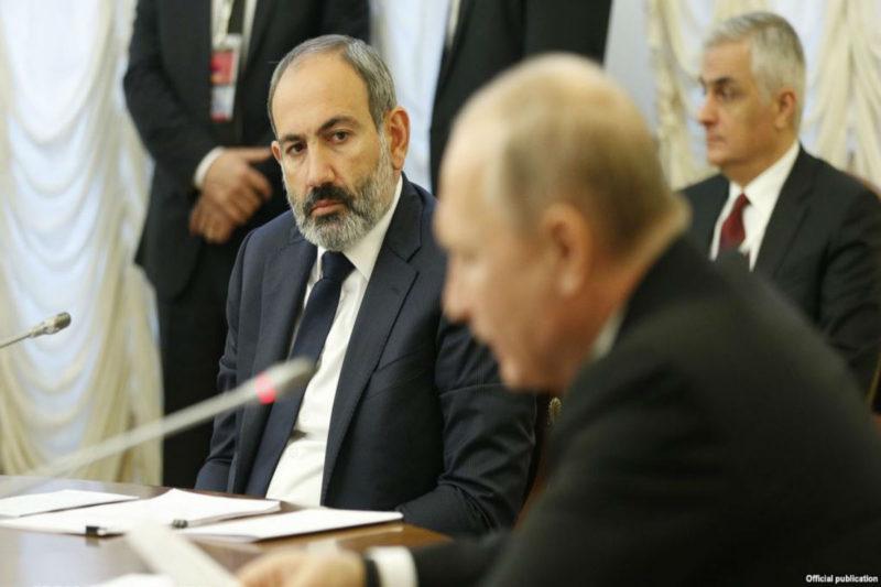 لا جديد حول سعر الغاز الطبيعي الروسي المصدر لأرمينيا