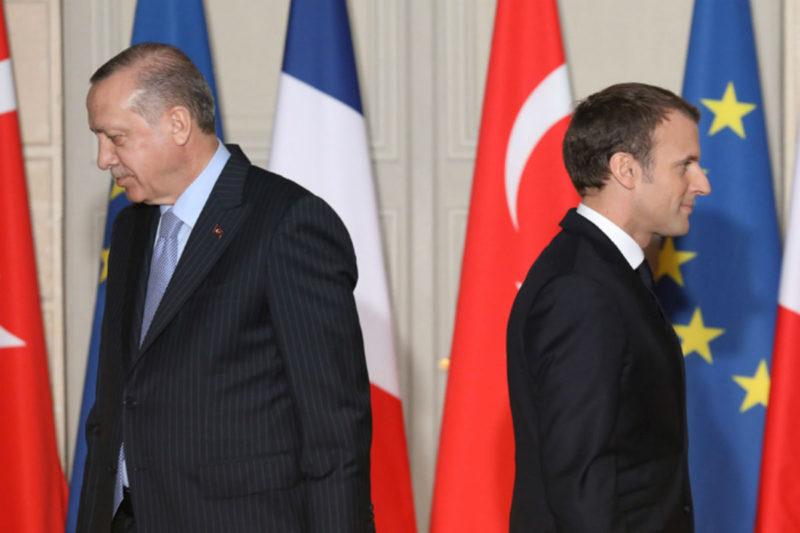 أردوغان غاضب من ماكرون بسبب الأرمن: أوروبا لا تقبل تركيا لأننا مسلمون
