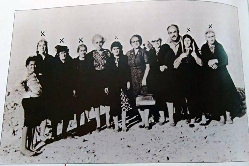 الأردن: الجدات الأرمنيات لبعض أبناء معان عام 1961