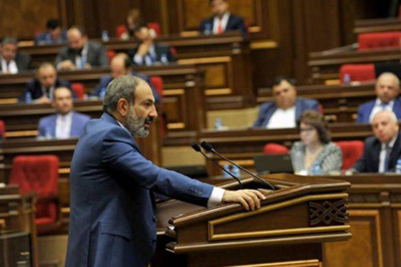 باشينيان: سوريا وقفت إلى جانب الأرمن سنة 1915.. وأخلاقيا ينبغي أن نقف إلى جانبهم اليوم