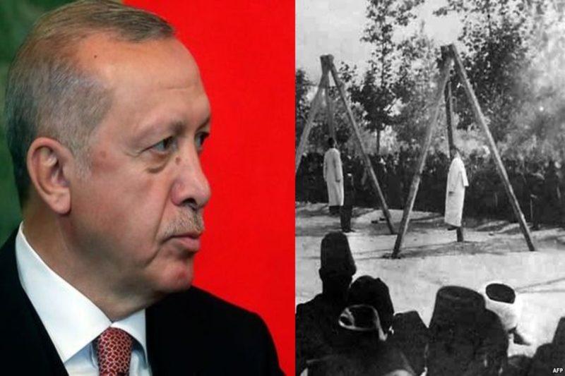 أردوغان.. ازدواجية المعايير بين الأرمن والأويغور