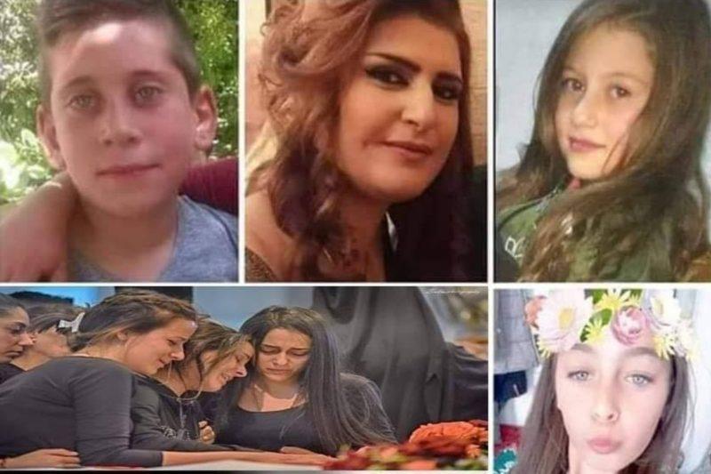 استشهاد طفلة أرمنية (جيسيكا سيميرجيان) في سقيلبية بسوريا
