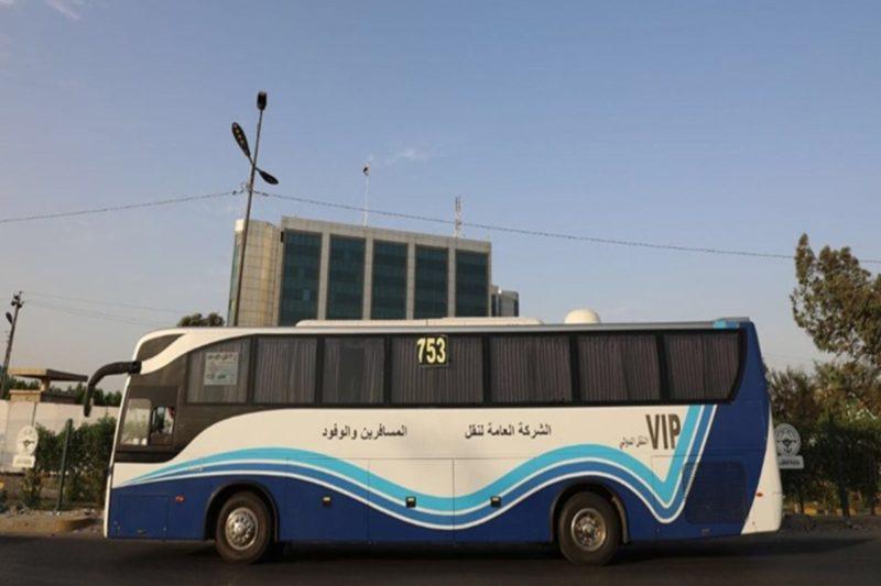 للمرة الأولى.. العراق يسير اول رحلة برية الى أرمينيا عبر إيران