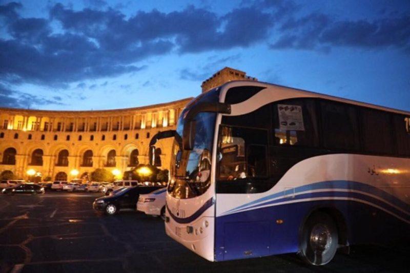 بعد تهريبهم للمخدرات.. شرطة أرمينيا تحتجز السائق وتغلق الخط البري بين بغداد ويريفان